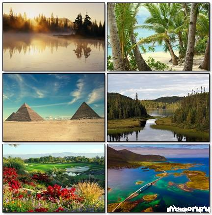 Nature Wallpapers Mix 2