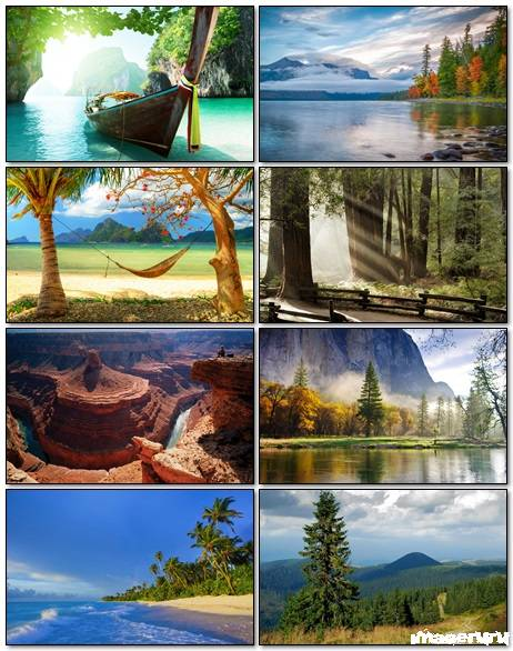 Nature Wallpapers Mix 6