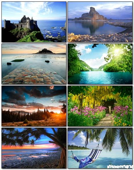 Nature Wallpapers Mix 7