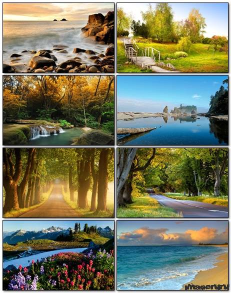 Nature Wallpapers Mix 8