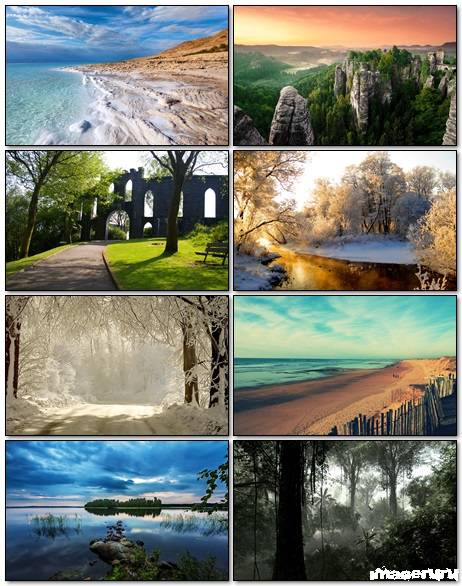 Nature Wallpapers Mix 10