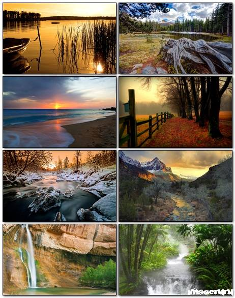 Nature Wallpapers Mix 19