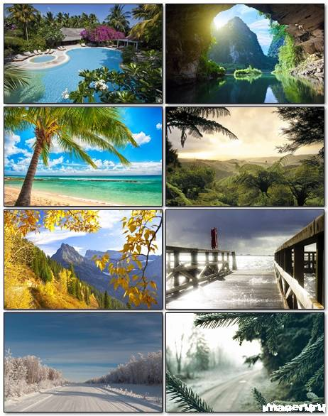 Nature Wallpapers Mix 22