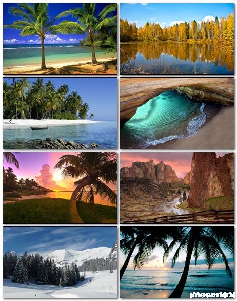 Nature Wallpapers Mix 25