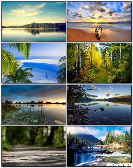 Nature Wallpapers Mix 28