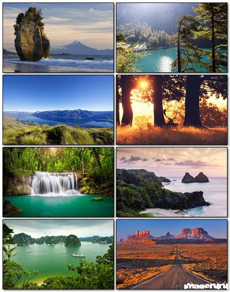 Nature Wallpapers Mix 30