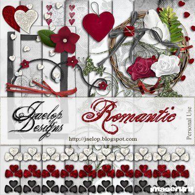 Романтичный скрап