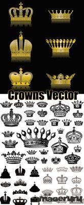 Векторные короны