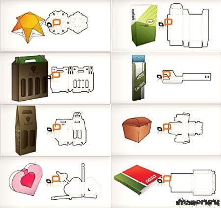 Векторные упаковки