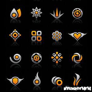 Иконки из золота