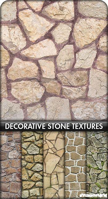 Реалистичные текстуры из камня