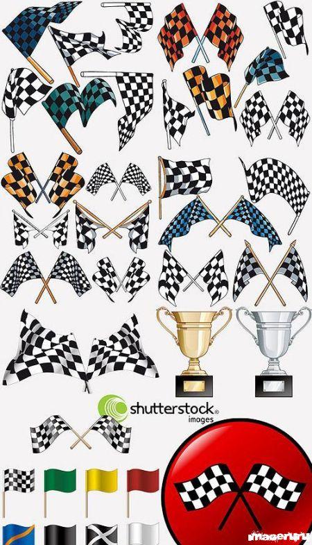 Флаги гоночные, Racing Flags