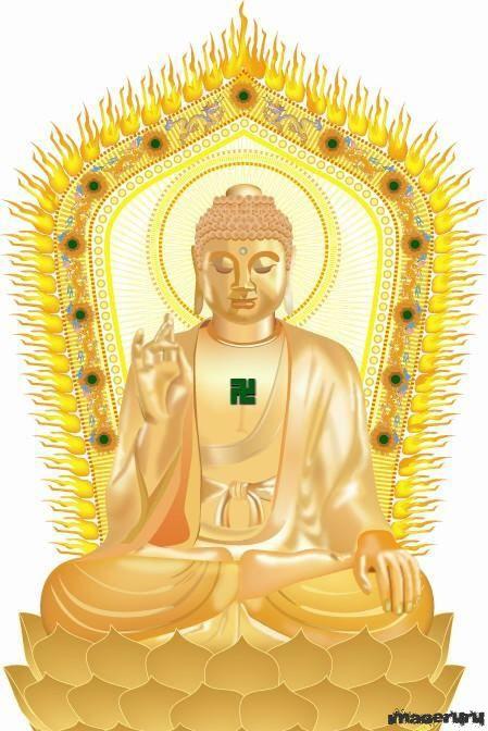 Солнечный будда