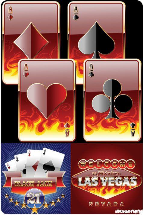 Игральные карты Las Vegas