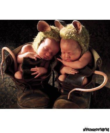 Дети - фотографии Anne Geddes