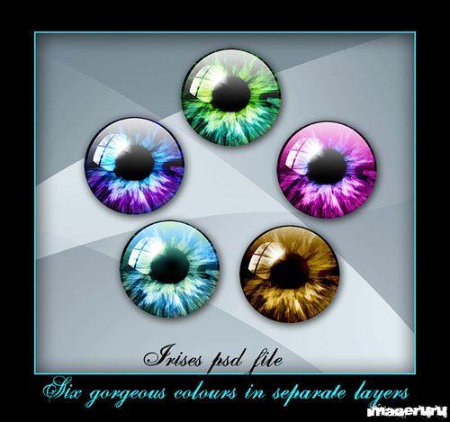 Зрачок - радужная оболочка глаза