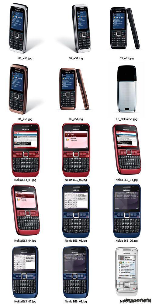 Nokia E-Series