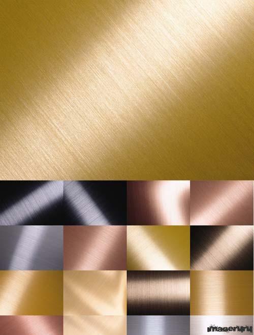 Текстуры из металла