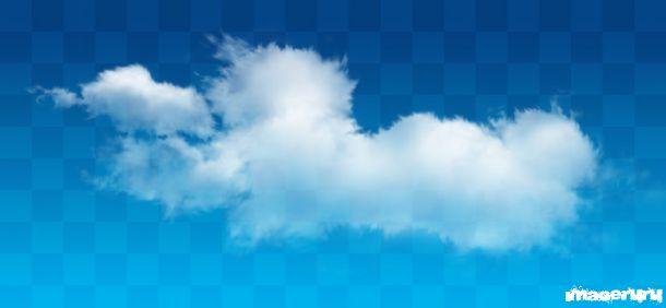 Облака в HD разрешении