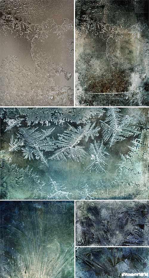 Замороженое окно