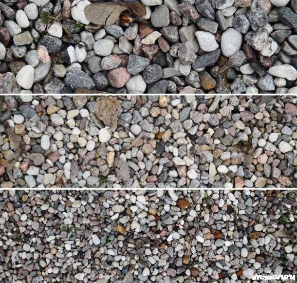Камни, галька