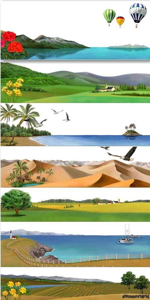 Несколько пейзажей