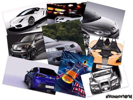 Автомобили - 200 wallpapers