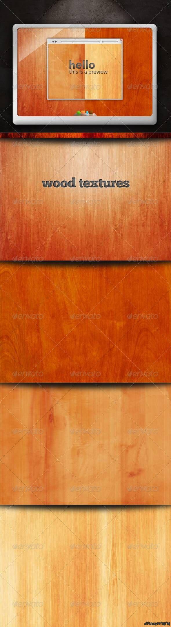 Деревянные текстуры