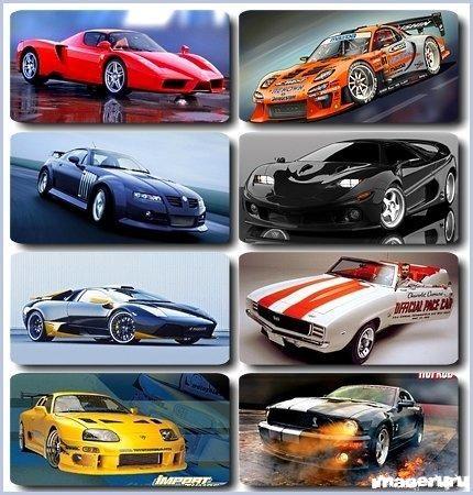 Спортивные автомобили