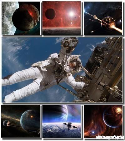 Космос - обои на рабочий стол