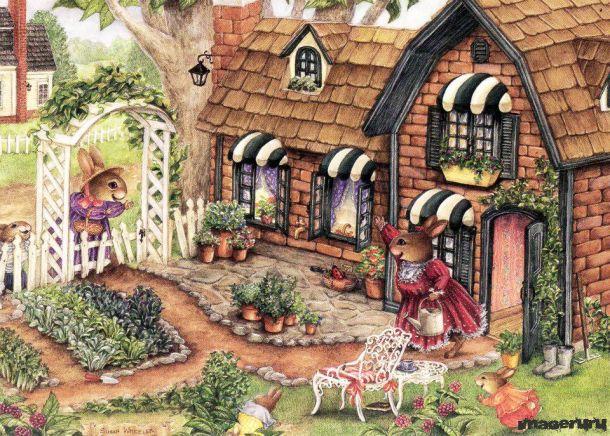 Летние истории в сказочном городе. Susan Wheeler