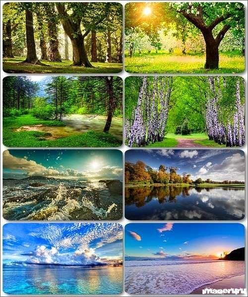 Потрясающие пейзажи природы 6