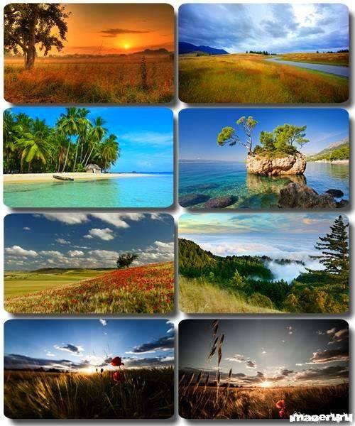Потрясающие пейзажи природы 15