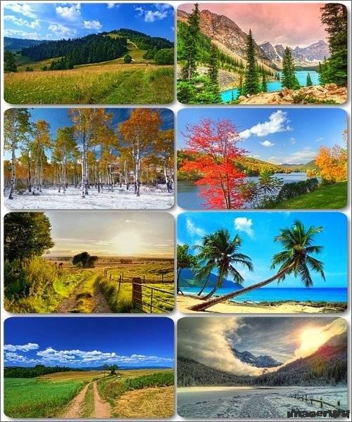 Потрясающие пейзажи природы 20