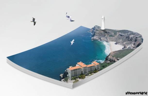 3D морской ландшафт