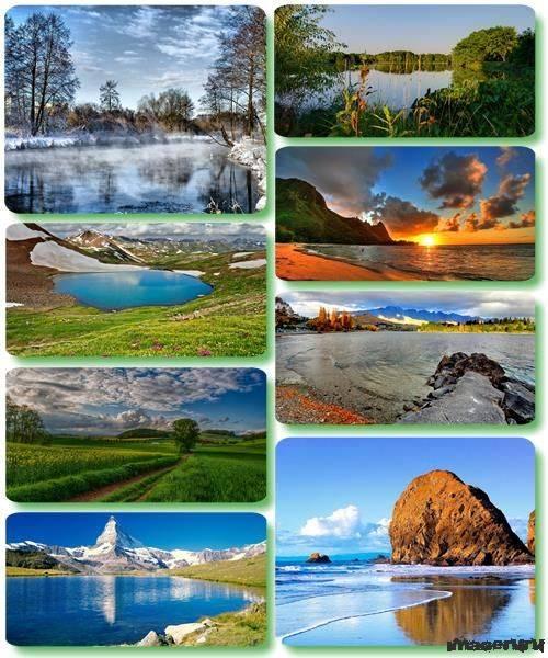 Потрясающие пейзажи природы 28