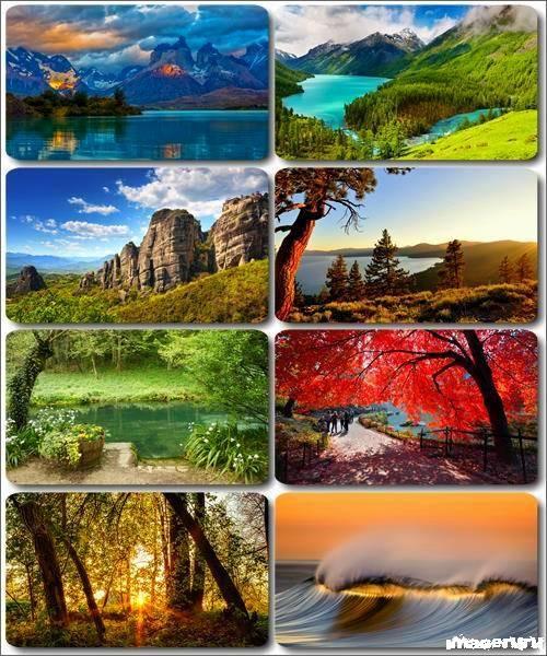 Потрясающие пейзажи природы 31