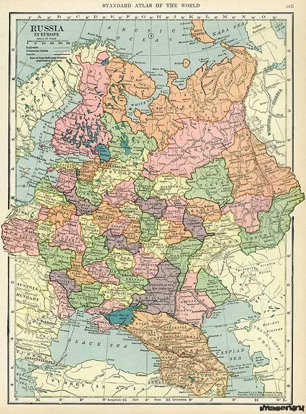 Россия в Европе