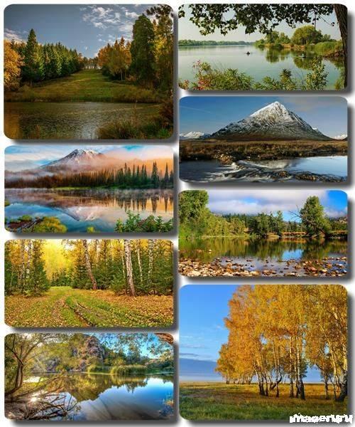 Потрясающие пейзажи природы 39