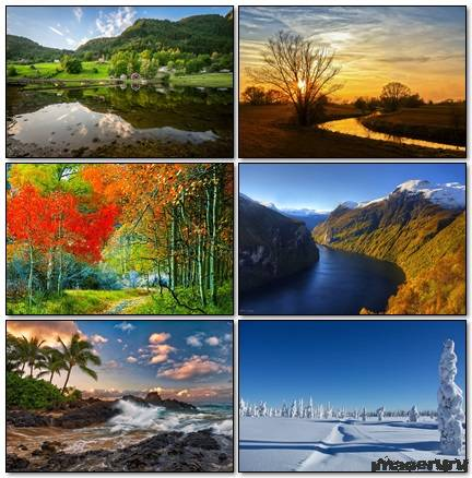 Nature Wallpapers Mix 3