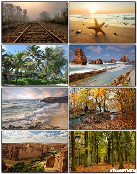 Nature Wallpapers Mix 5