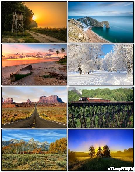 Nature Wallpapers Mix 9