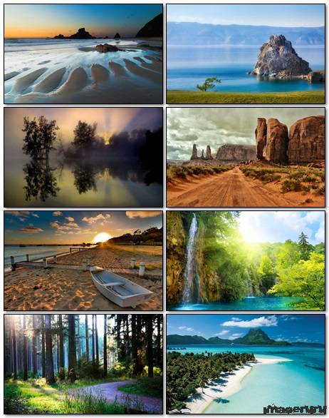 Nature Wallpapers Mix 14